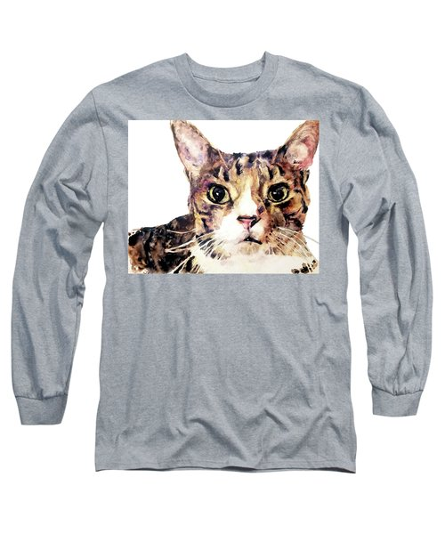 For Laura Long Sleeve T-Shirt