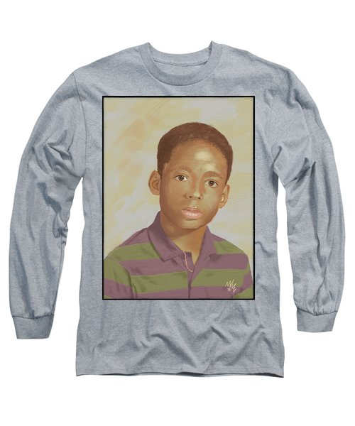 For My Brother Long Sleeve T-Shirt