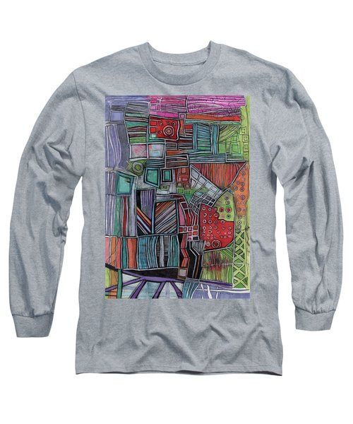 For Two Brothers Long Sleeve T-Shirt