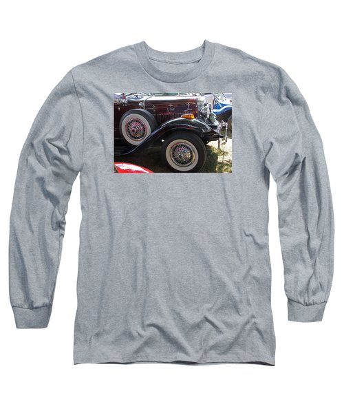 Ford 1932 Profile Long Sleeve T-Shirt