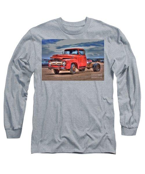 Ford F-350 Long Sleeve T-Shirt