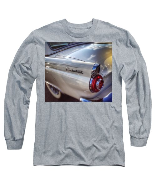 Ford Thunderbird Fender Color 2 Long Sleeve T-Shirt