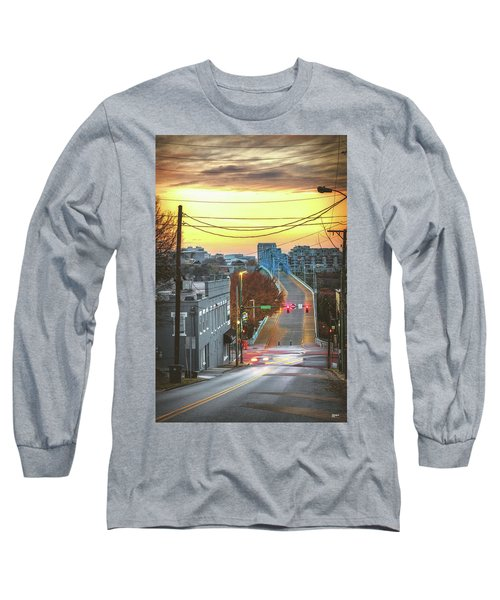 Forest And Frazier Long Sleeve T-Shirt by Steven Llorca