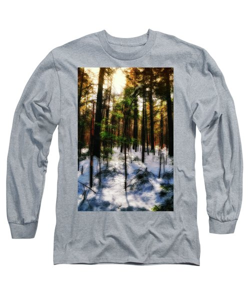 Forest Dawn Long Sleeve T-Shirt