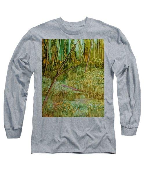 Forest Deep Long Sleeve T-Shirt