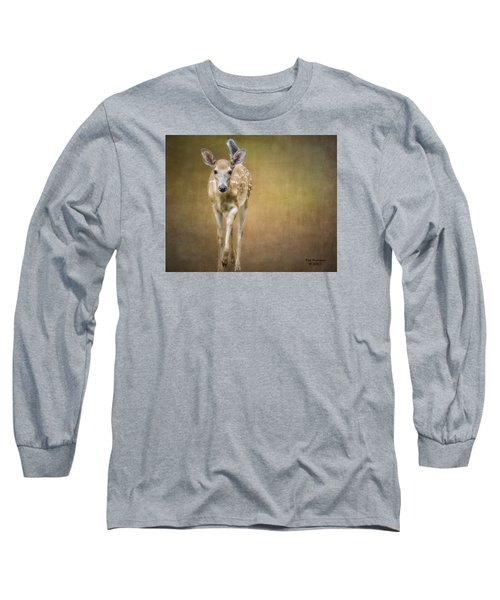 Forest Fawn Long Sleeve T-Shirt