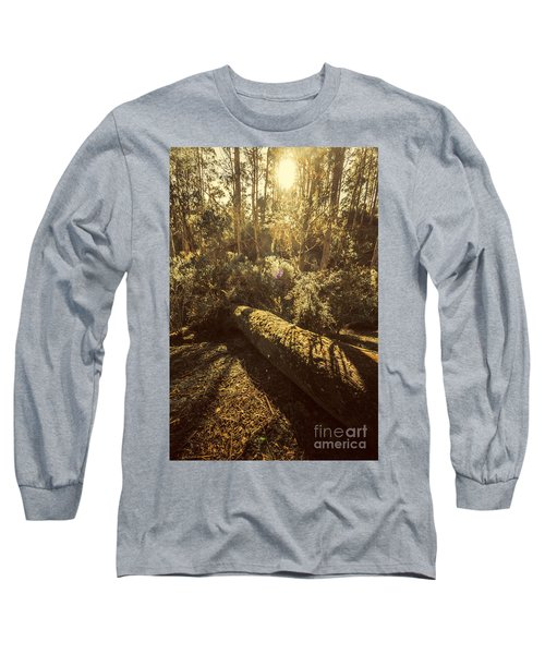 Forest In Fall Long Sleeve T-Shirt