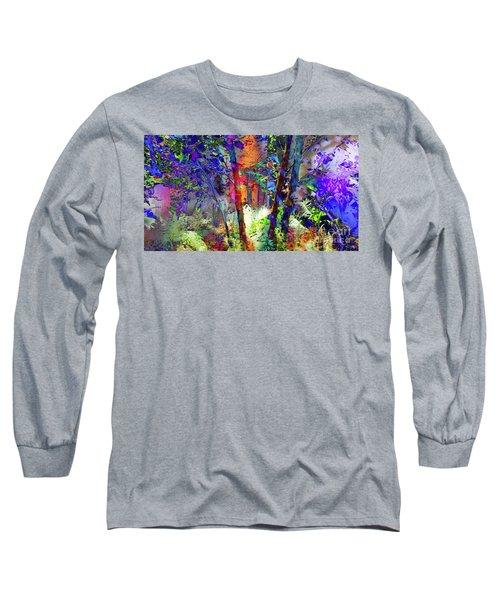 Forest Light Long Sleeve T-Shirt