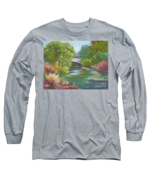Forest Park Bridge Long Sleeve T-Shirt