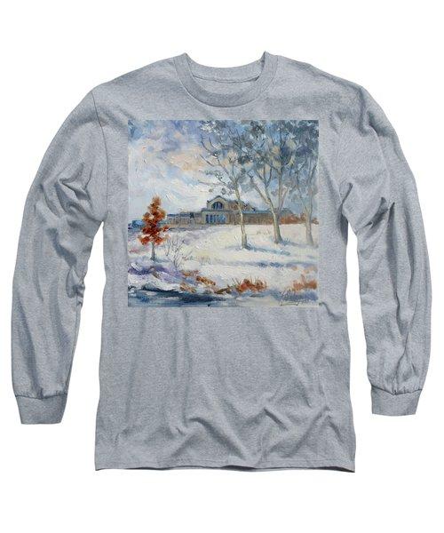 Forest Park Winter Long Sleeve T-Shirt