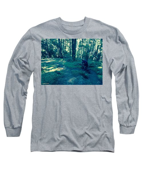 Forest Ride Long Sleeve T-Shirt