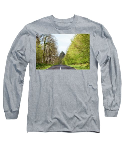 Forest Road Long Sleeve T-Shirt