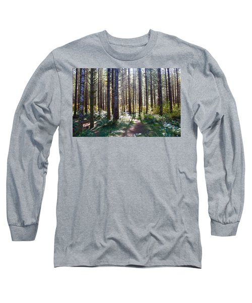 Forest Stroll Long Sleeve T-Shirt
