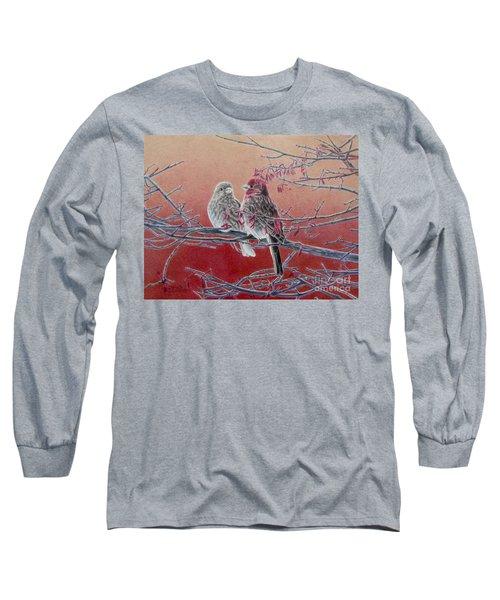 Forever Finch Long Sleeve T-Shirt