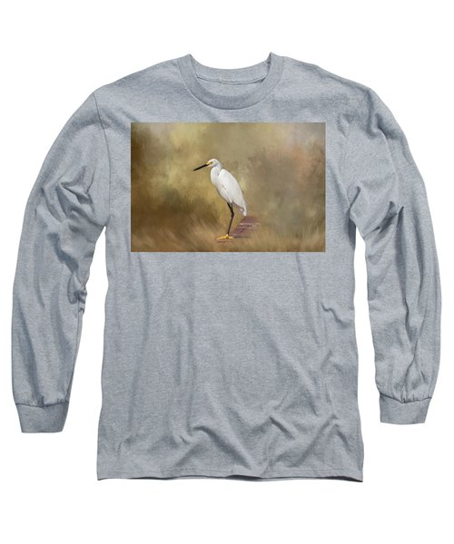 Long Sleeve T-Shirt featuring the photograph Forever Watching by Kim Hojnacki