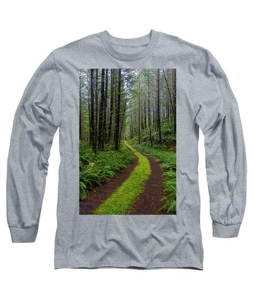 Forgotten Roads Long Sleeve T-Shirt