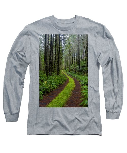 Forgotten Roads Long Sleeve T-Shirt