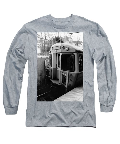 Forrest Hills Stop  Long Sleeve T-Shirt