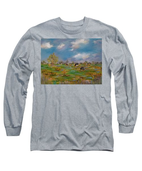 Forty Acres Long Sleeve T-Shirt