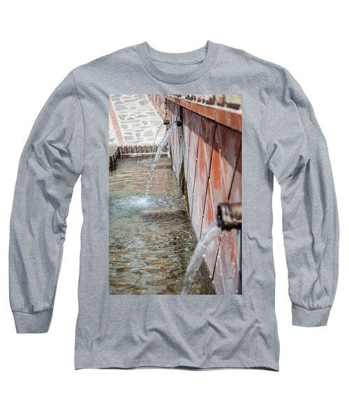 Fountain Long Sleeve T-Shirt