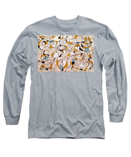 #4 Long Sleeve T-Shirt