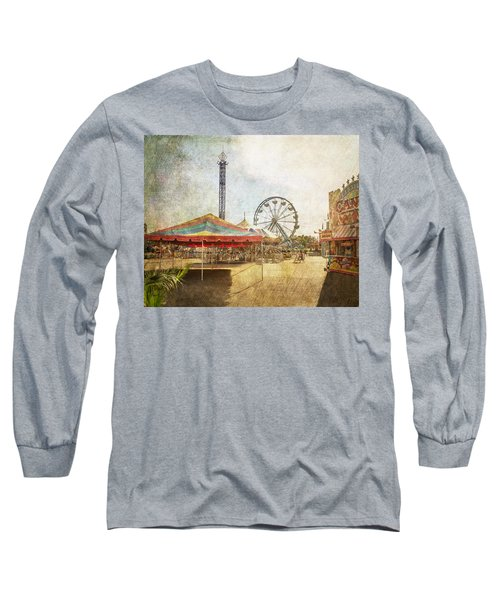 The Ferris Wheel Long Sleeve T-Shirt