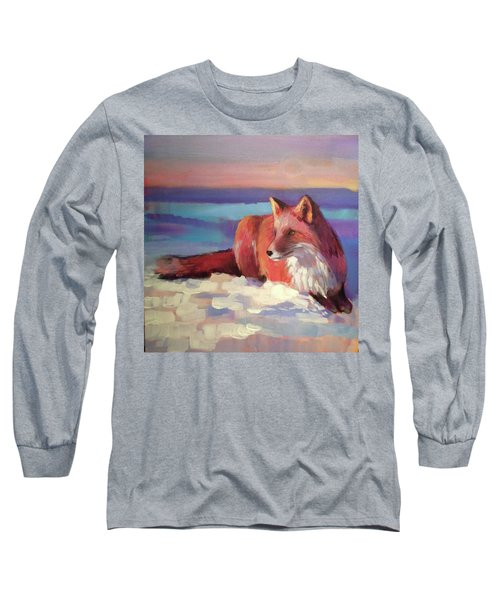Fox II Long Sleeve T-Shirt