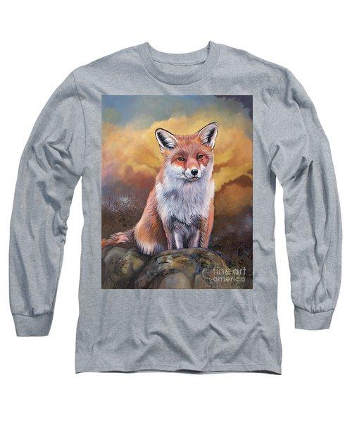 Fox Knows Long Sleeve T-Shirt