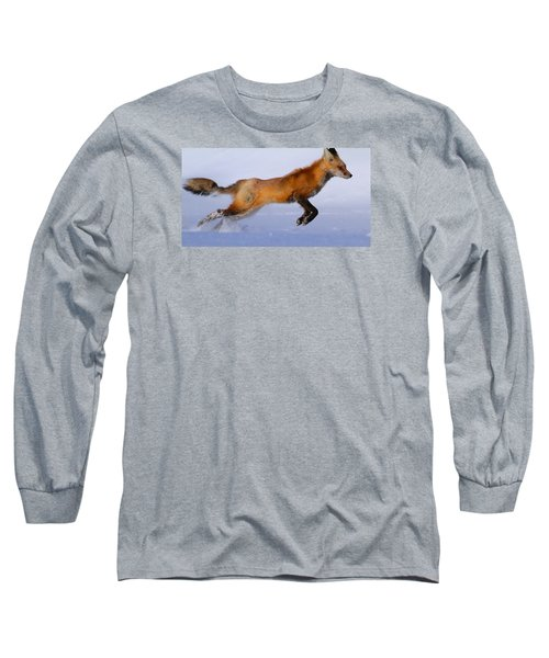 Fox On The Run Long Sleeve T-Shirt