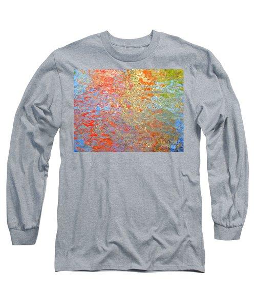 Dimensional Premise Long Sleeve T-Shirt