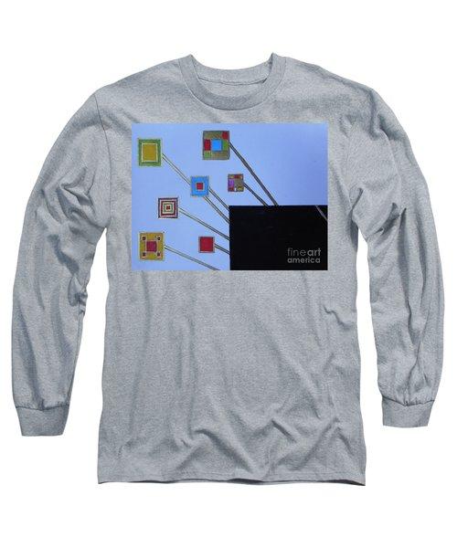 Framed World Long Sleeve T-Shirt