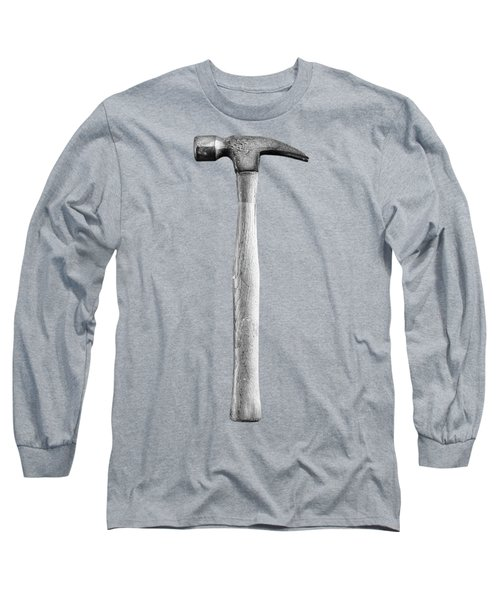 Framing Hammer L Long Sleeve T-Shirt