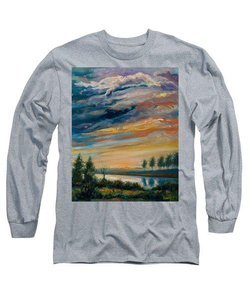 France IIi Long Sleeve T-Shirt
