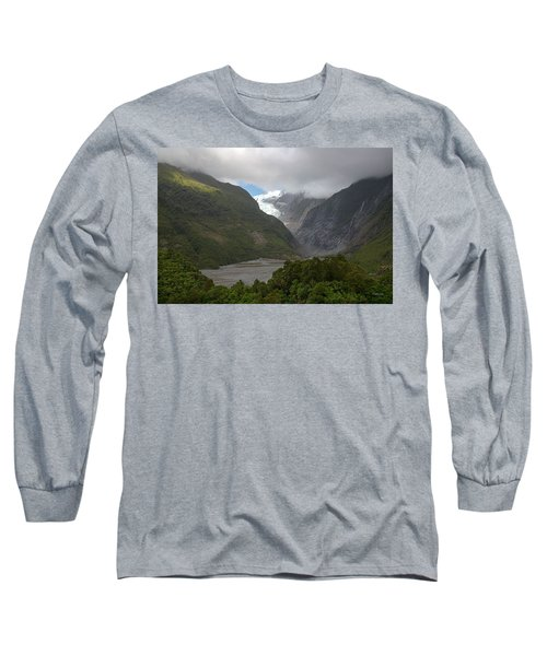Franz Josef Glacier  Long Sleeve T-Shirt