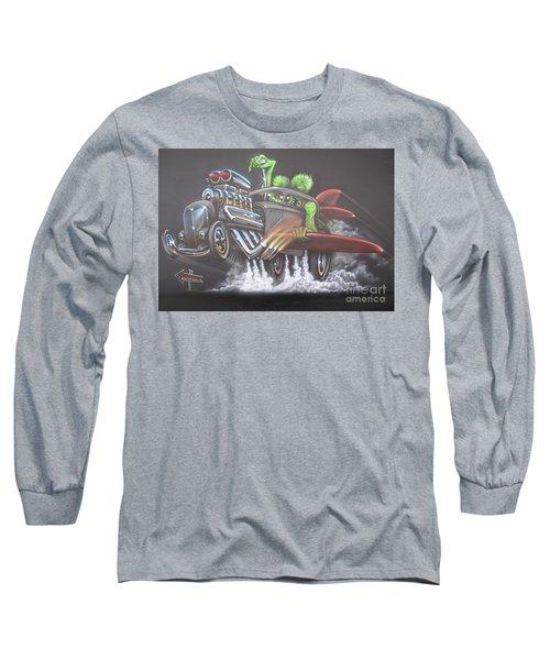 Freakwentflying Long Sleeve T-Shirt