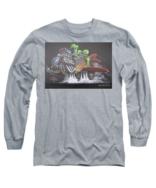 Freakwentflying Long Sleeve T-Shirt