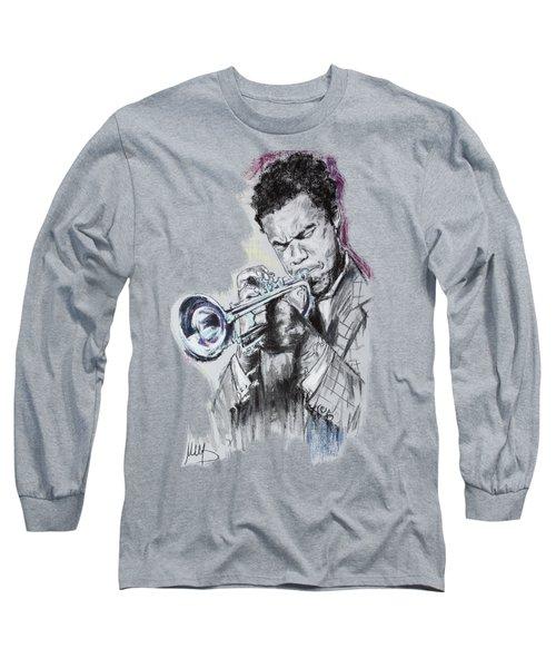 Freddie Hubbard Long Sleeve T-Shirt