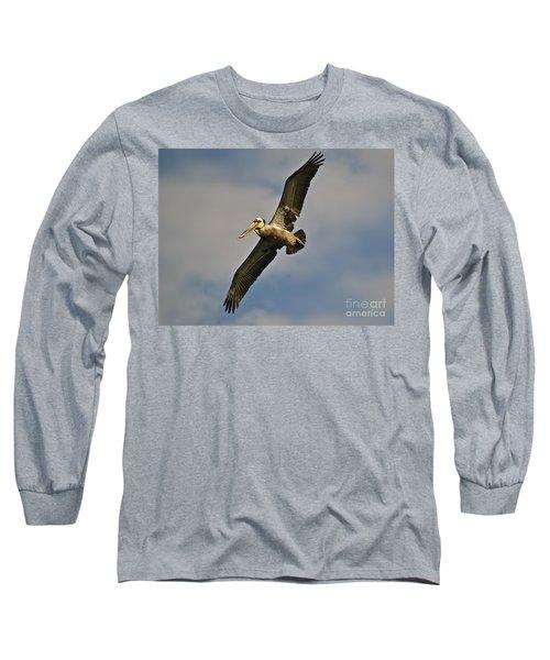 Free As A Bird Long Sleeve T-Shirt