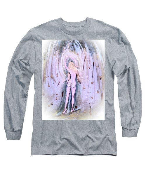 Free Girl Long Sleeve T-Shirt
