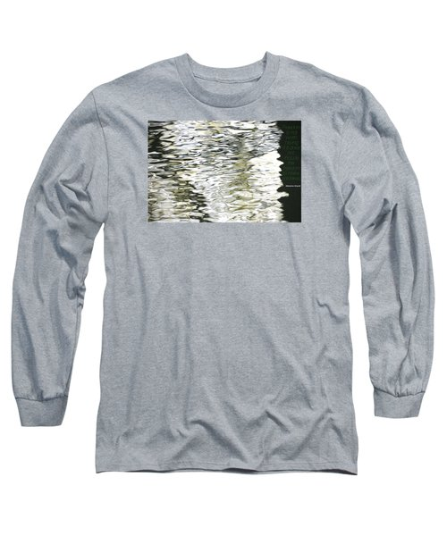 Freedom Long Sleeve T-Shirt by David Norman
