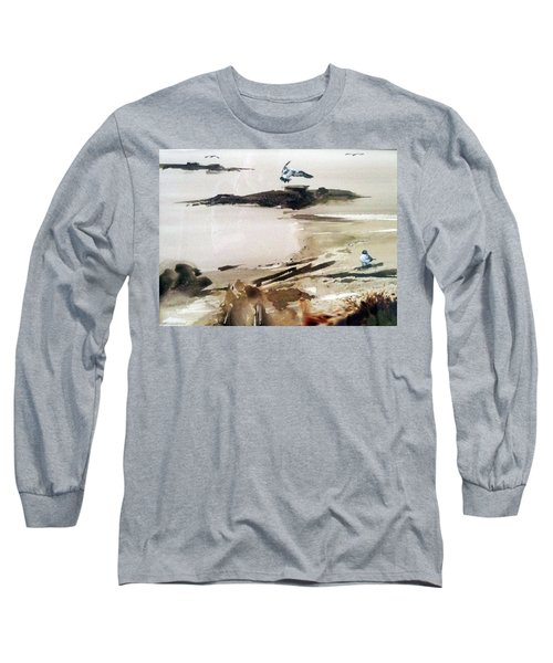French Lake Long Sleeve T-Shirt