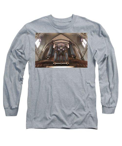 French Organ Long Sleeve T-Shirt