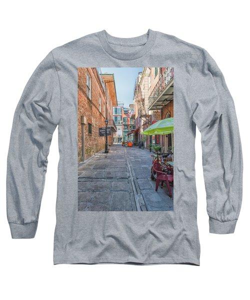 French Quarter Market Long Sleeve T-Shirt