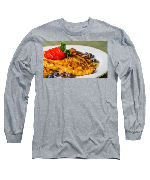 French Toast Long Sleeve T-Shirt