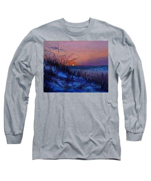 Frenchy's Sunset Long Sleeve T-Shirt