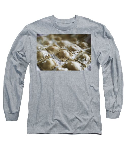 Fresh Homemade Italian Pasta  Long Sleeve T-Shirt