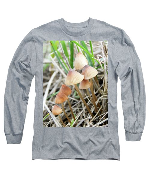 Friendly Little Family Long Sleeve T-Shirt