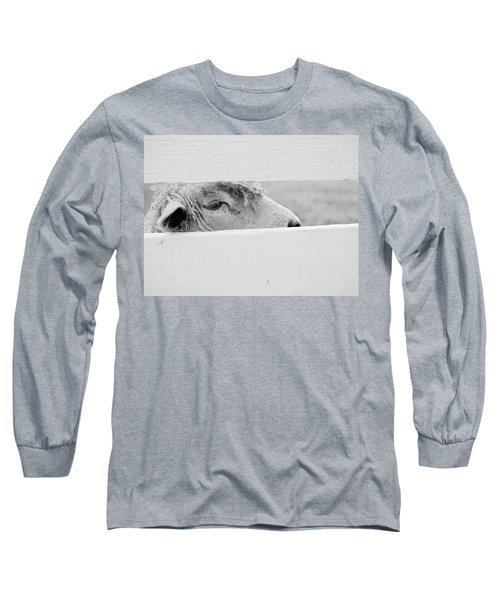 Friendly Sheep Long Sleeve T-Shirt