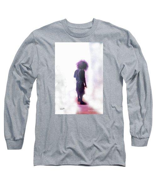 Frightdome Clown Long Sleeve T-Shirt