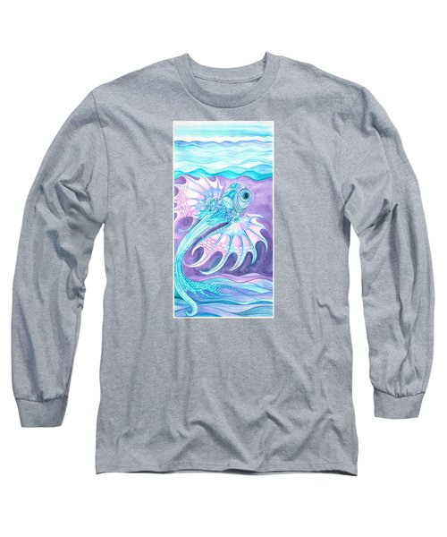 Frilled Fish Long Sleeve T-Shirt